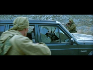 Тихая застава 2010 (Фильм Русский Боевик)