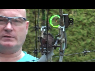 Review The Liberty I Ultra Compact Compound Bow vs. Razor Edge and Slingbow.