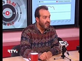 RTVi Особое мнение Виктор Шендерович 06.01.2011