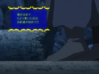 Gintama / Гинтама [ТВ - 1] - 122 серия [Рус. Озвуч] - Воображение развивается на 8-м году обучения.
