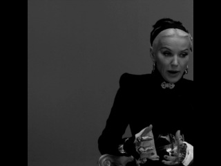 Daphne Guinness Interview by Alex Fury