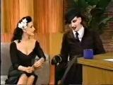 "MARILYN MANSON & DITA VON TEESE-INTERVIEW ""THE NEW TOM GREEN SHOW"""