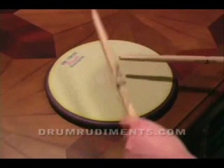 40 барабанных рудиментов