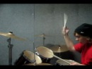 Marselle - Моя Москва(Alexandr Bannikov,drums)
