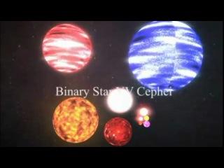 Размеры планет и звёзд в сравнении (2010г).mp4.mp4