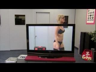 Раздевающий телевизор :))) Лица мужиков!!!!!