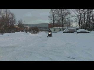 Снегоход АрмадА ArmadA SR 150 cc