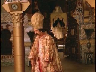 Арабские приключения / Arabian Nights (2000) (Часть 2)