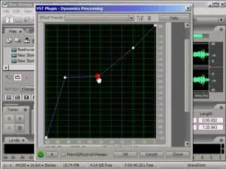 28.Adobe Audition.Эффекты с преобразованием аплитуды- Динамическая обработка