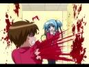 Ангел Смерти Черепушка / Bokusatsu Tenshi Dokuro-chan / Убойный ангел Докуро-чан OVA-2 - 2 серия (Озвучка) [Ancord]