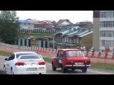 турбо москвич 412 & Honda Integra Type R