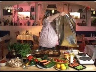 Серж Маркович как приготовить Гуся