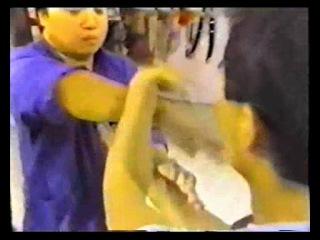 ═₪═ Техника Вин Чун. Августин Фонг. Фильм 3/3 - Чам Киу Тао ч.1/2