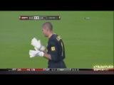 7-й гол Ибрагимовича за Барселону HD | Ла Лига | Барселона - Сарагоса (1-й гол в матче)
