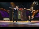 Латино-американский танец.Какая страсть...Вы только посмотрите))мммм красивая пара