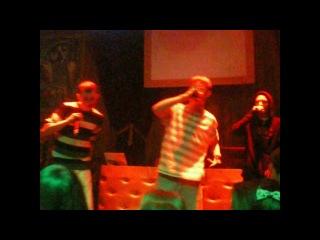 Flashback(Прояви себя Vol.3) TiReS & Temas - Rap Koma(Made by TiReS)!!!
