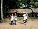 Танец племени Каренов