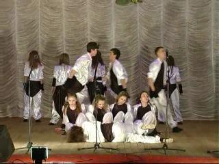 8 Березня 2011 - Зразковий ансамбль естрадного танцю «Вулиця ритмів»