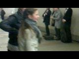 Шли в 2330 в переходе в центре и встретили ребят из камеди)))Каштан Батрутдинов, Гавр и.т.д.))