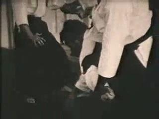 Aikido- A class with Morihiro Saito sensei -- 1974; San Francisco USA