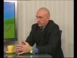 В гостяу у ТРК Эхо-фильм Евгений Аксёнов,интервью о р.ц