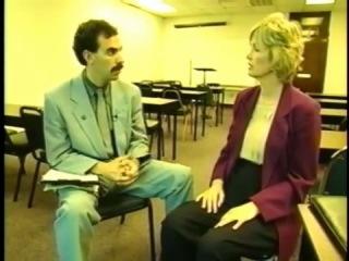 Борат - Агенство Знакомств (Borat - Dating Service Skit With Rus Subtitles)