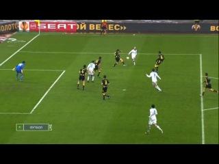 Лига Европы, групповой этап, 6-й тур. АЕК 0-3 Зенит