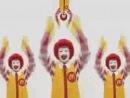 Китайский клоун из рекламы мак-дональдса.  Старый Вынос мозга..