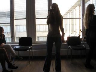 Ellie Goulding - Guns and horses в моем исполнении)