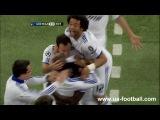 ЛЧ 10-11. Реал Мадрид - Тоттенхэм (1-0, Адебайор 4)