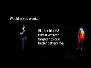 SuperAmoled экран Nokia E7