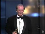 Джек Николсон получает Оскар за лучшую мужскую роль в фильме