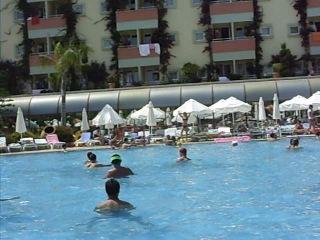 Водное поло.Турция.Отель Сапфир.Июль 2010 г.