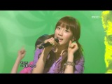 [PERF] SNSD - Let's Talk About Love, Gee, Ending (Music Core/2009.03.28)