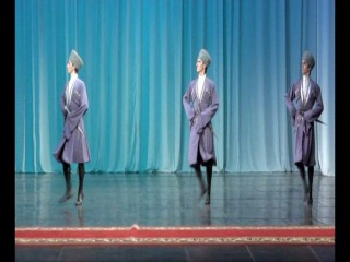 Заслуженный ансамбль народного танца