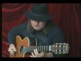Игорь Пресняков играет Beat It на гитаре