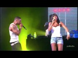 Kelly Rowland Feat Nelly - Dilemma (LiVE @ Radio 1's Big Weekend 2008)