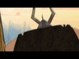 Легенда о костяном драконе / Legend of the Boneknapper Dragon 3D (2010) (МУЛЬТФИЛЬМ)