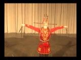 Залина Маргиева - Осетинский танец с кинжалами