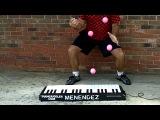 Самый быстрый фортепианный жонглер