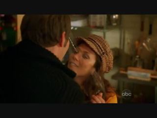 Pushing Daisies- Ned and Chuck kissing