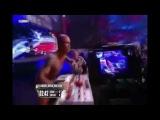 Randy Orton Взрывает Джона Сину это Беда ребята