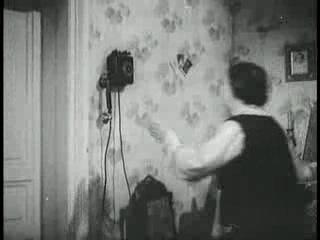 Фрагмент фильма 'Новая Москва', 1938 г., Александр Медведкин.