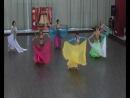Танец Цветы востока.Группа Дэзирэ