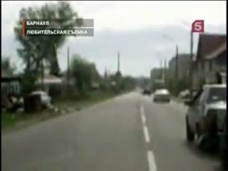 В Росії таксист збив двох близнючок...