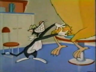 Tex Avery M-G-M Cartoon - King-Size Canary (1947)