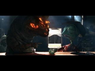 Ранго / Rango (2011) / trailer 2