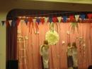 Выступление 9 В в школе на новый год в 2010 году.