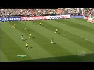 Чемпионат Германии 2010-11. Обзор 33-го тура