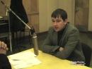 Поэт Сергей Удальцов 2 на радио Петербург ВИДЕОЧЕРНОВИК